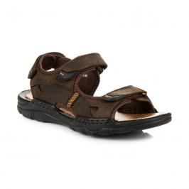 LEATHER SANDALS MCKEYLOR