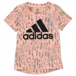 adidas Badge Of Sport T Shirt Girls