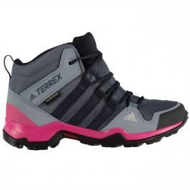 adidas Terrex AX2R Mid Junior Girls Walking Boots