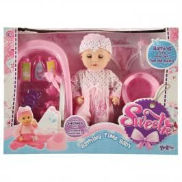 Recenzja Deluxe Bath Time Baby Doll Unlisted