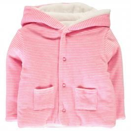 Crafted Mini Stripe Jacket Baby