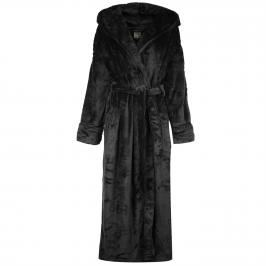 Biba Embossed Logo Robe Ladies