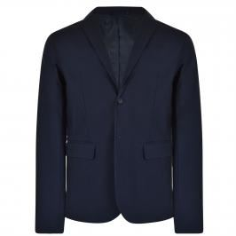DKNY Cotton Eyelet Blazer