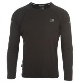 Triko Karrimor Long Sleeved Running Top Boys