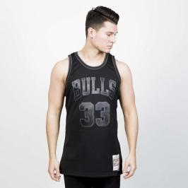 Recenzja Koszulka Mitchell & Ness Chicago Bulls #33 Scottie Pippen black Swingman Jersey Koszulki męskie