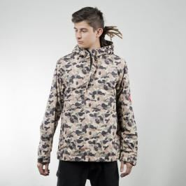 Kurtka We Peace It Pullover Camo B & W beige camo - beige camo