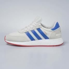 Sneakers buty Adidas Originals I-5923 off white / blue / core red BB2093